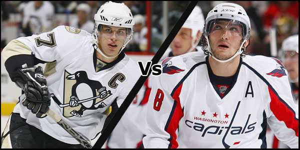 Crosby slogged; Ovie slipped: Stuck in the Puddle with You