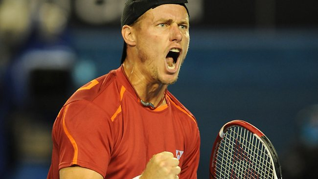 Hewitt defeats Raonic and Father Time all at once