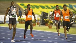 Blake first, Bolt second, Powell third: a vision of London?