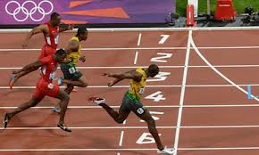 9.63, new Olympic record: Bolt destroys the fastest field in history
