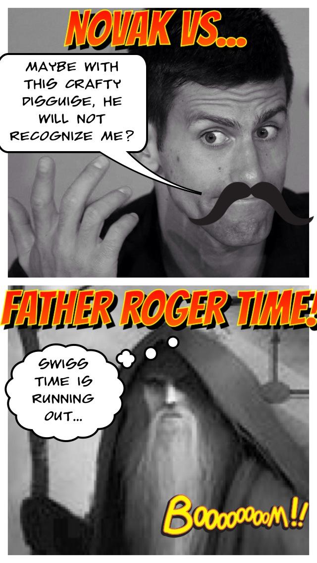 roger time